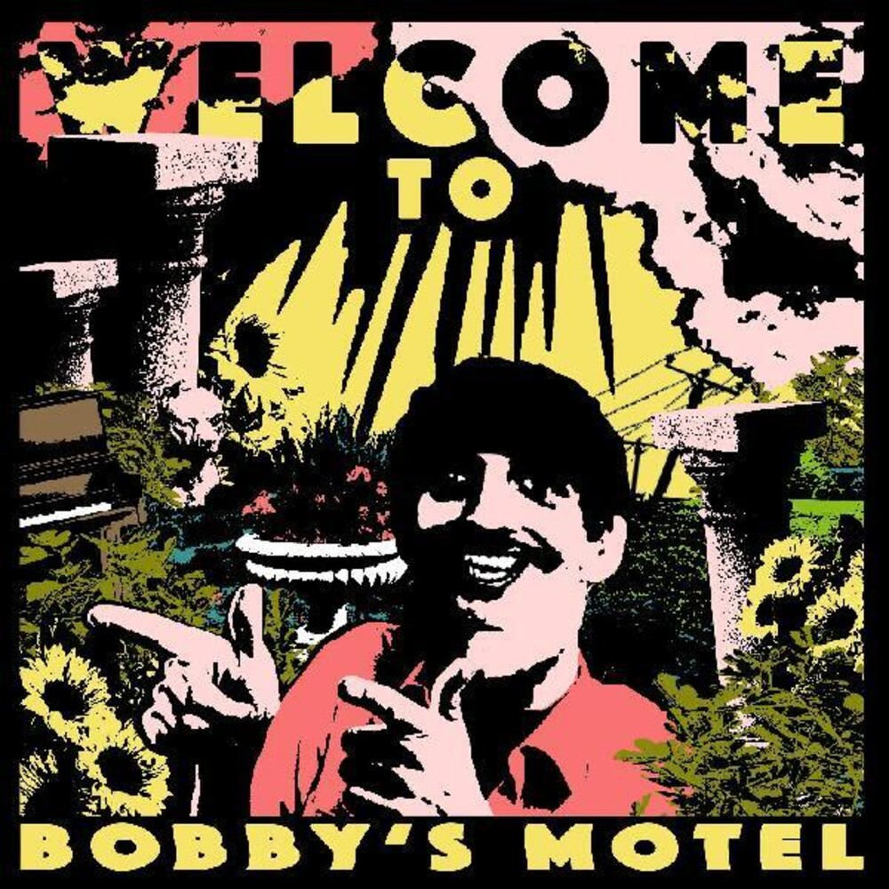 Pottery - Welcome to Bobby's Motel [Hot Dog Yellow LP]