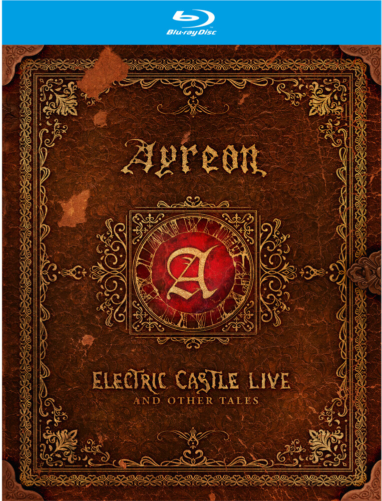 - Electric Castle Live And Other Tales