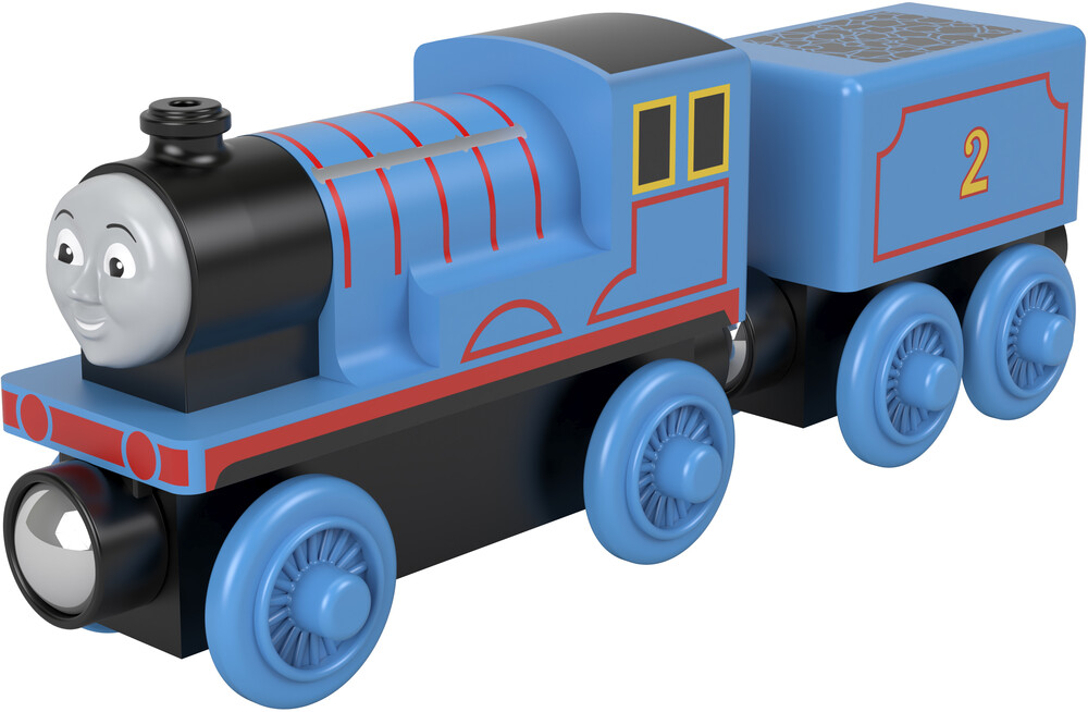 Thomas and Friends Wooden - Fisher Price - Thomas and Friends Wooden Railway Edward