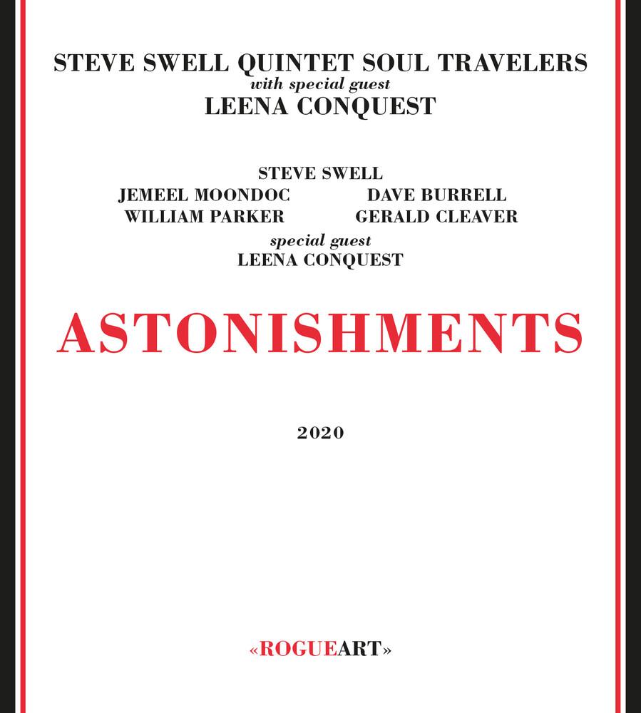 Steve Swell Quintet Soul Travelers - Astonishments