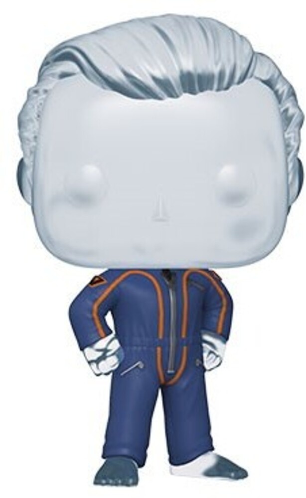 - FUNKO POP! TELEVISION: The Boys - Translucent (Clear)