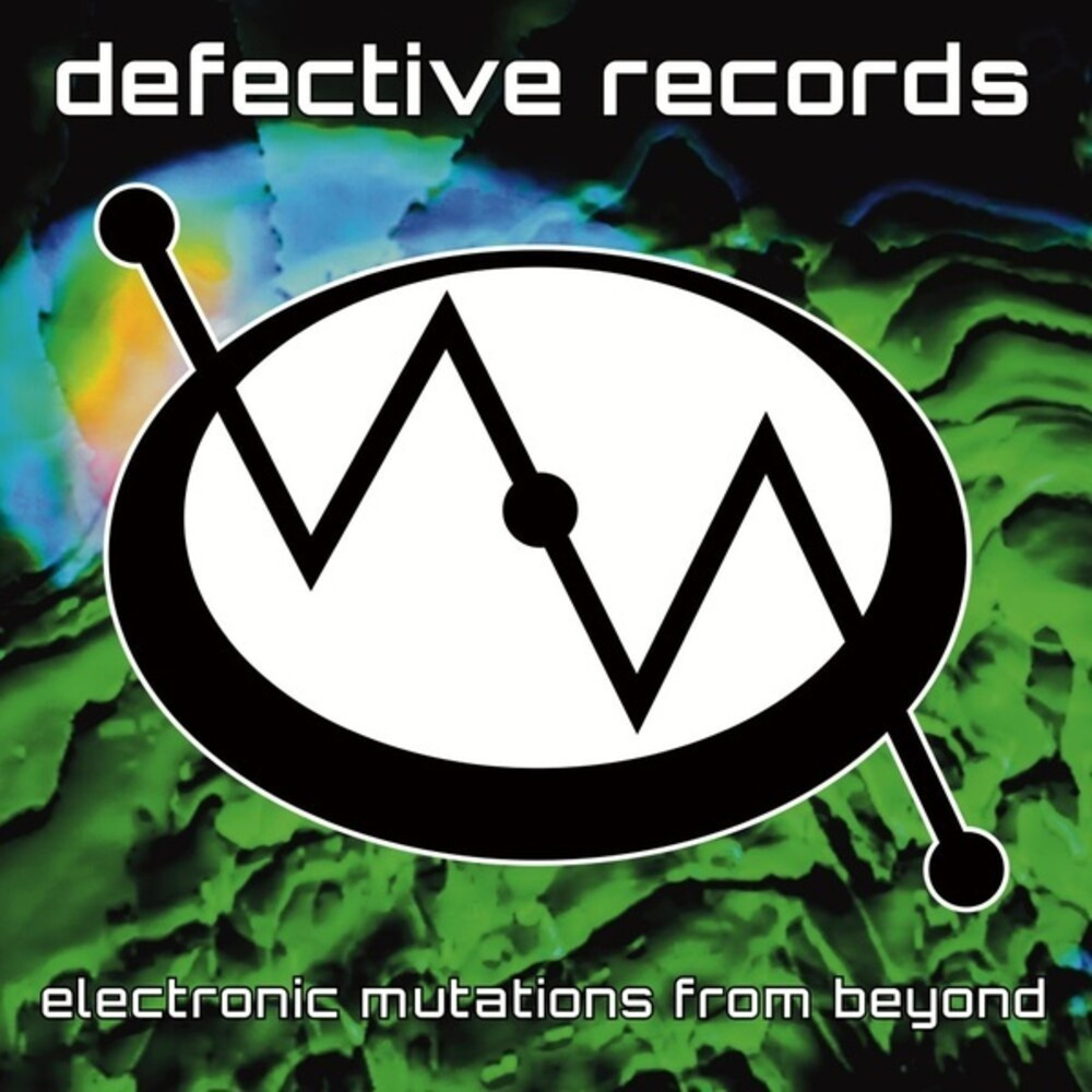 Electronic Mutations From Beyond / Various 2pk - Electronic Mutations From Beyond / Various (2pk)
