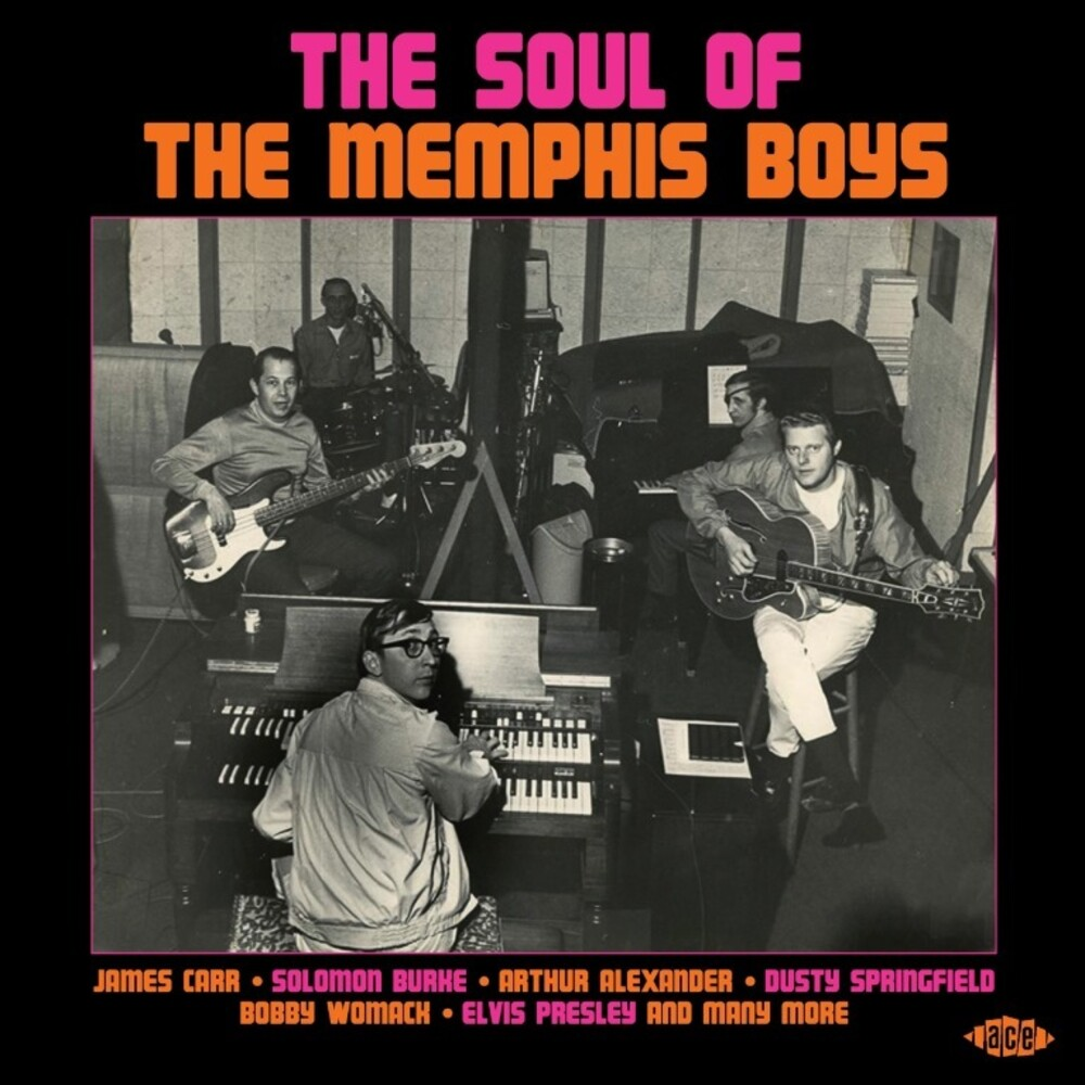 Soul Of The Memphis Boys / Various - Soul Of The Memphis Boys / Various (Uk)