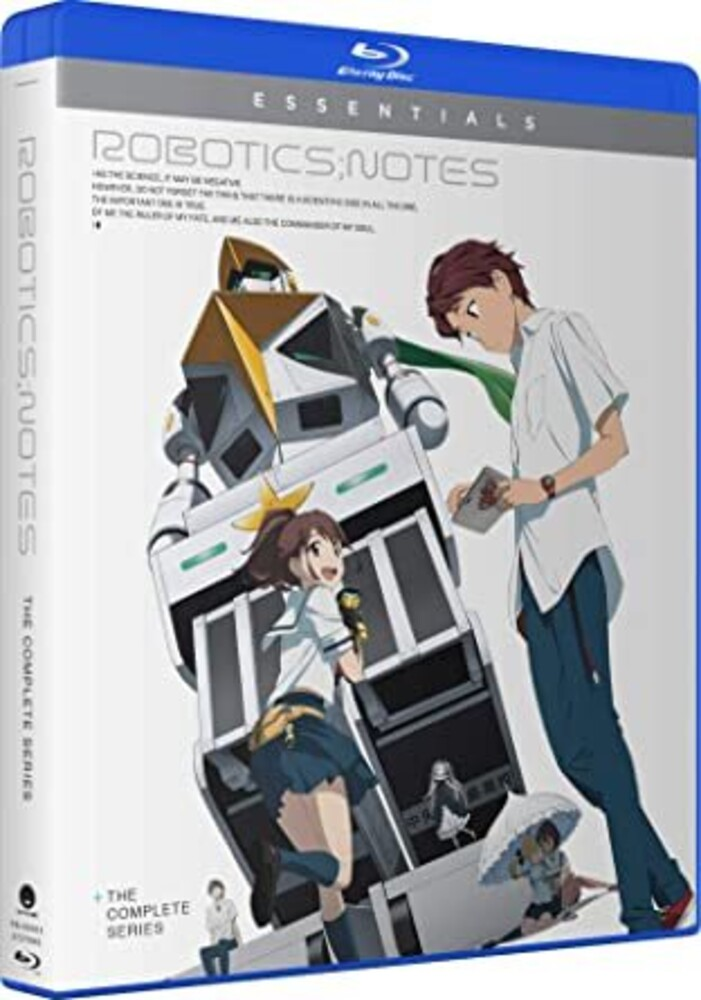 Robotics Notes: Complete Series - Robotics;Notes: Complete Series (4pc) / (Box Digc)