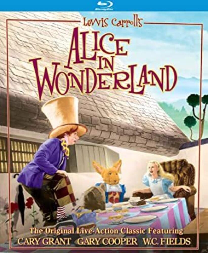 - Alice in Wonderland
