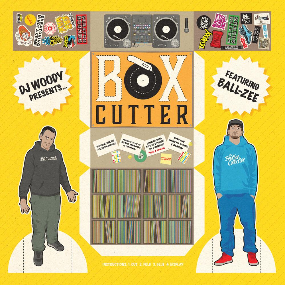 Dj Woody / Ball-Zee - Box Cutter