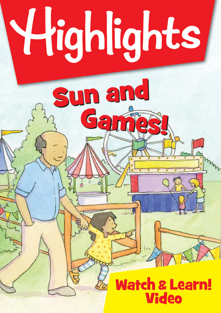 - Highlights Watch & Learn: Sun And Games