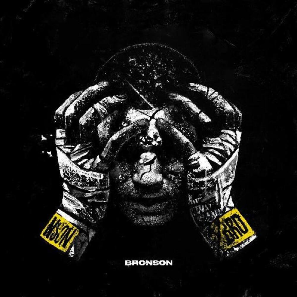 BRONSON - BRONSON [Clear LP]