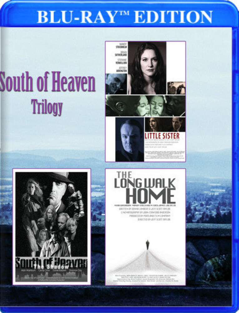 - South Of Heaven Trilogy / (Mod)