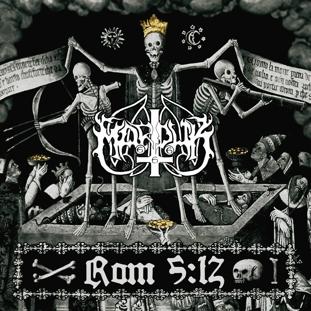 Marduk - Rom 5:12 (Gate) [Reissue] (Can)