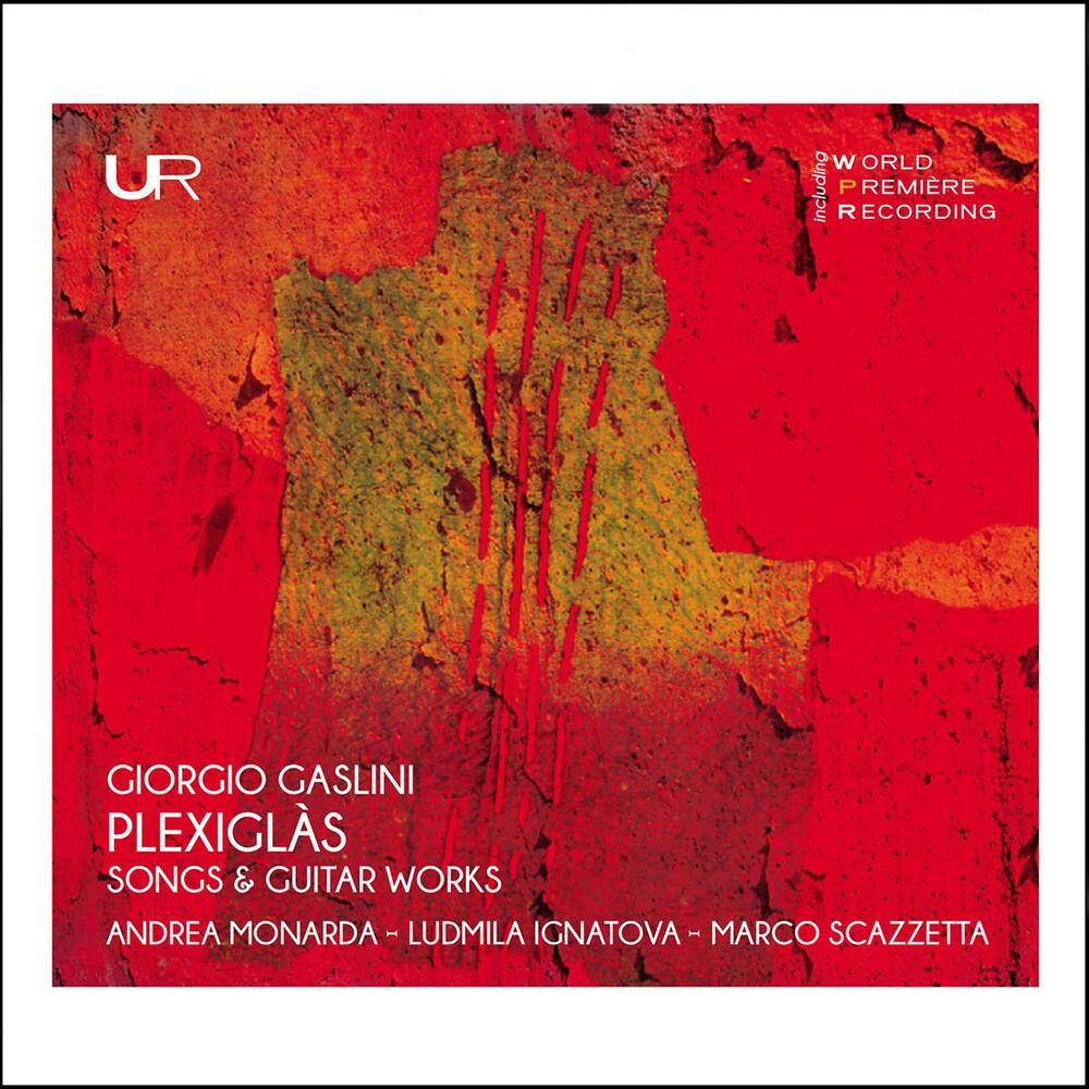 Andrea Monarda - Plexiglas
