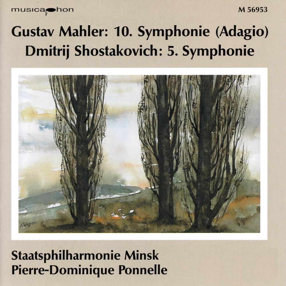 Minsk Philharmonic Orchestra - Symphonie 10 (2pk)