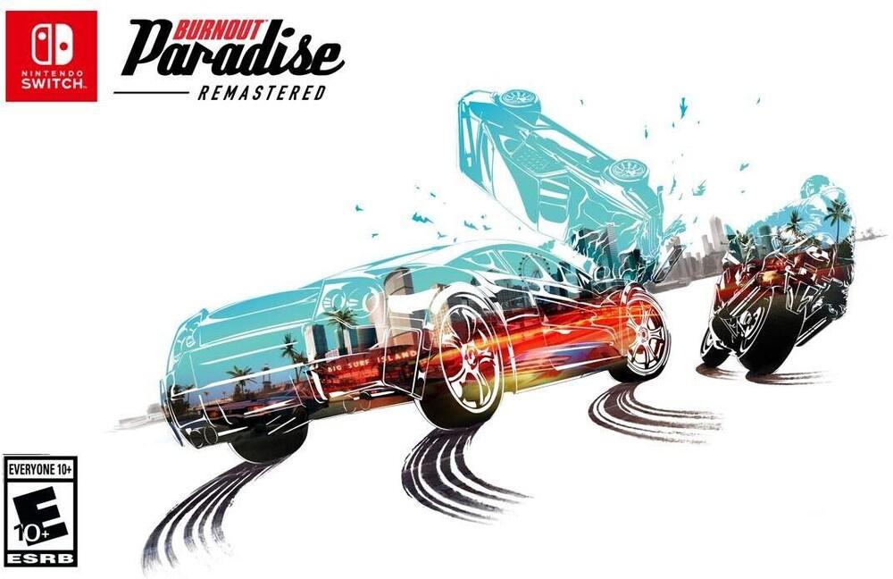Swi Burnout Paradise Remastered - Burnout Paradise Remastered for Nintendo Switch
