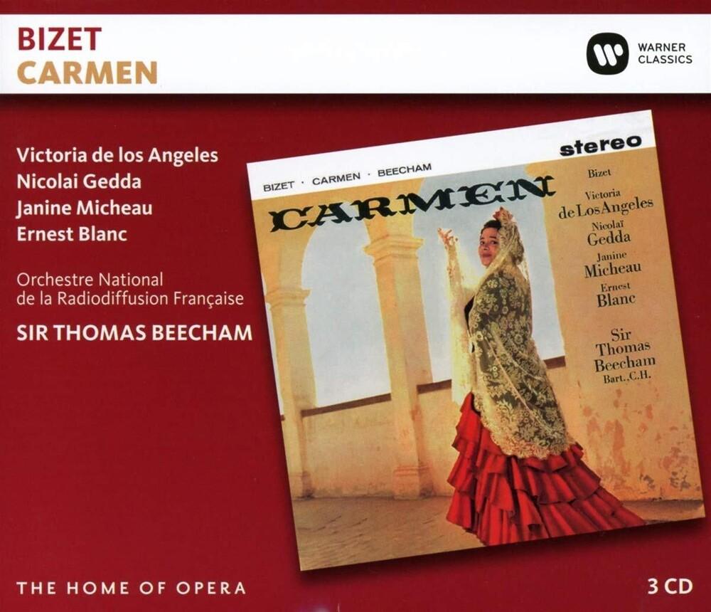 De Los Victoria Angeles / Gedda,Nicolai - Bizet: Carmen