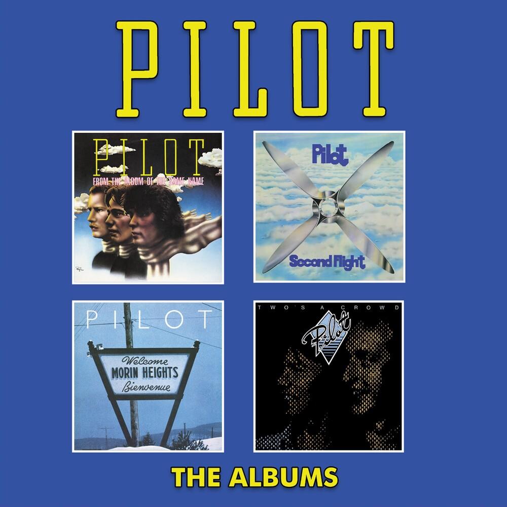 Pilot - Albums: Boxset (Uk)