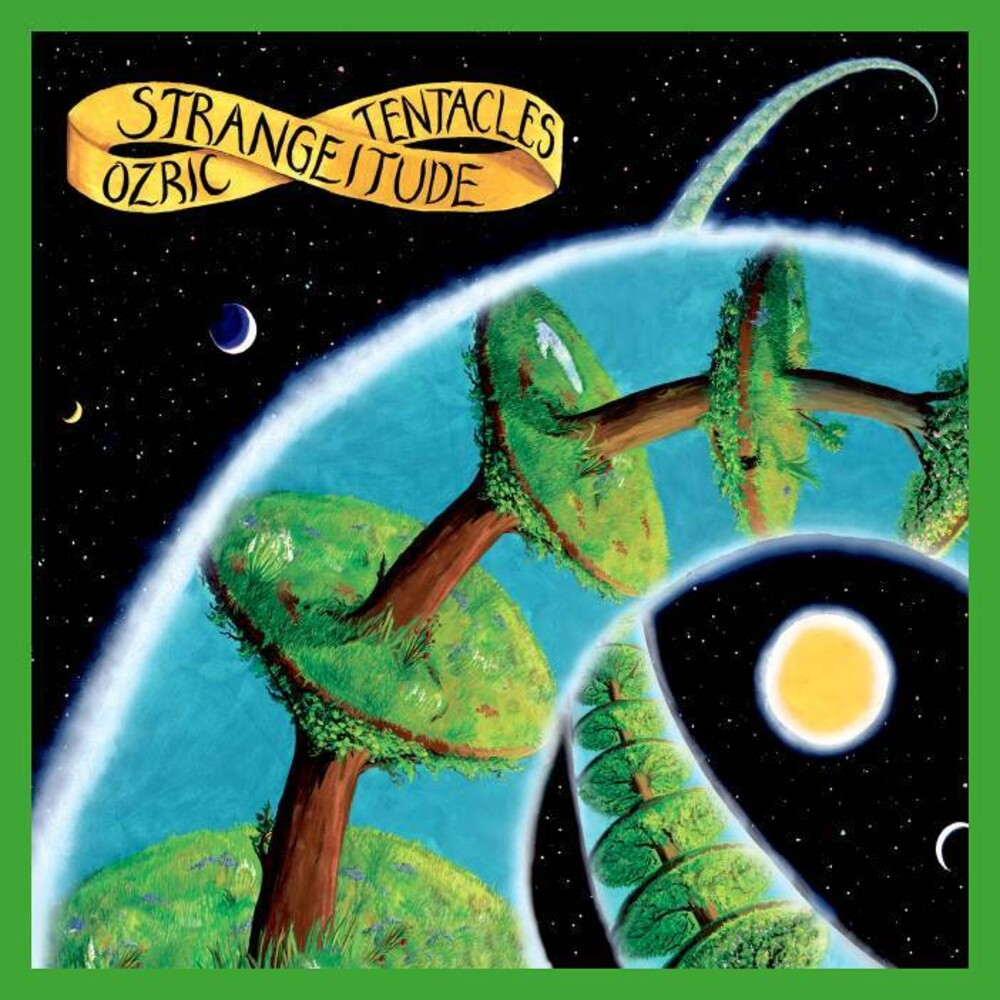 Ozric Tentacles - Strangeitude (Rmst) (Uk)