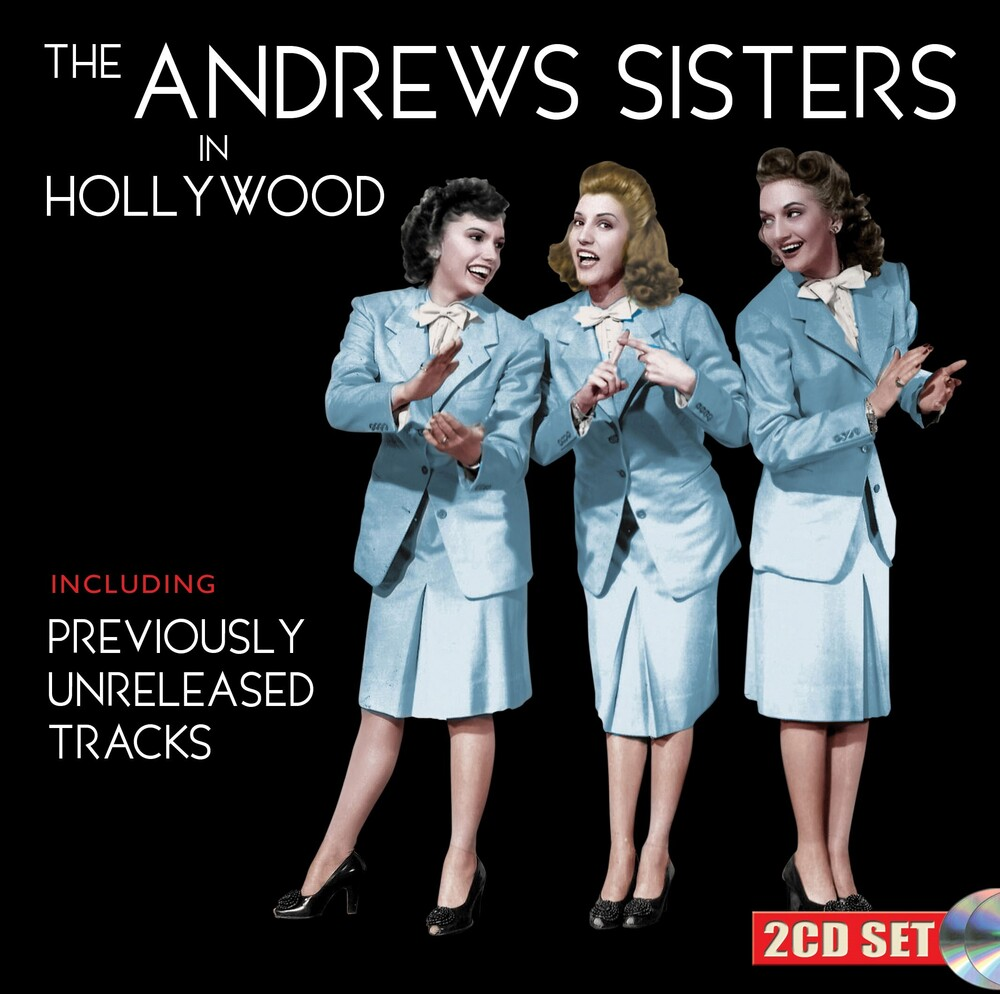 Andrews Sisters - Andrews Sisters In Hollywood