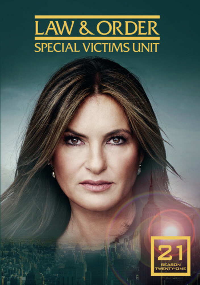 Law & Order: Svu - Season 21 - Law & Order: Svu - Season 21 (4pc) / (Mod Ac3 Dol)