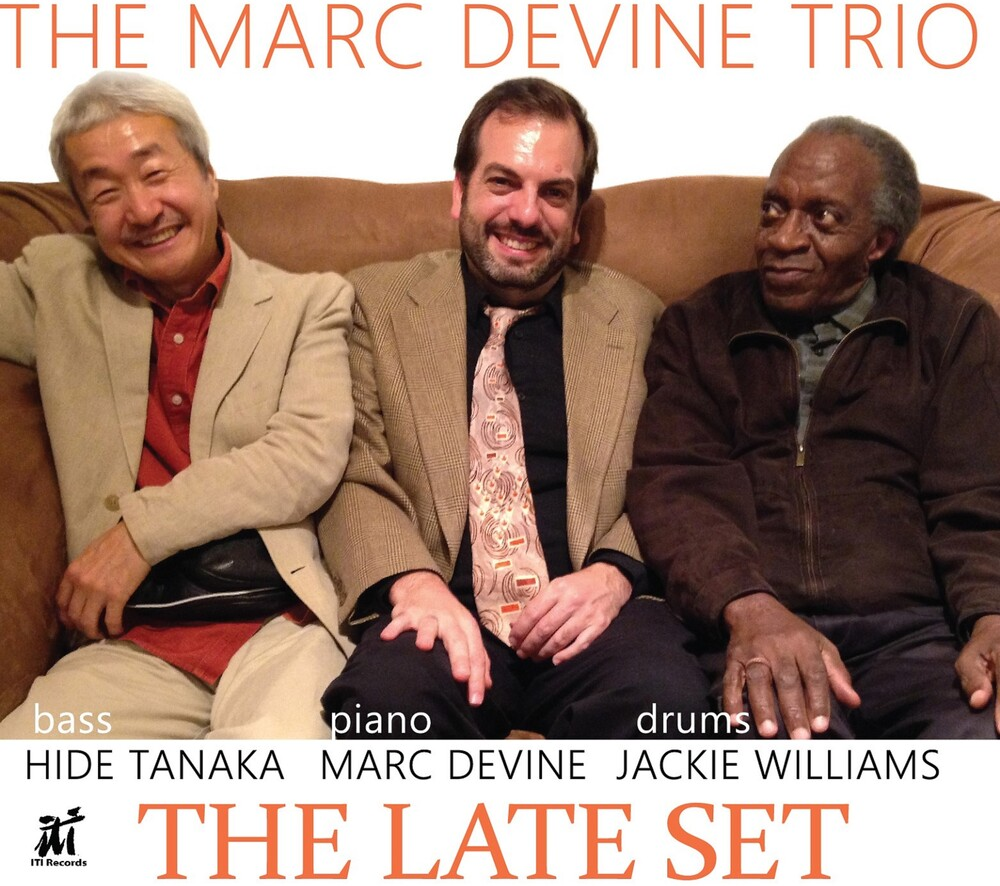 Marc Devine Trio - Live At Mezzrow Vol. 1