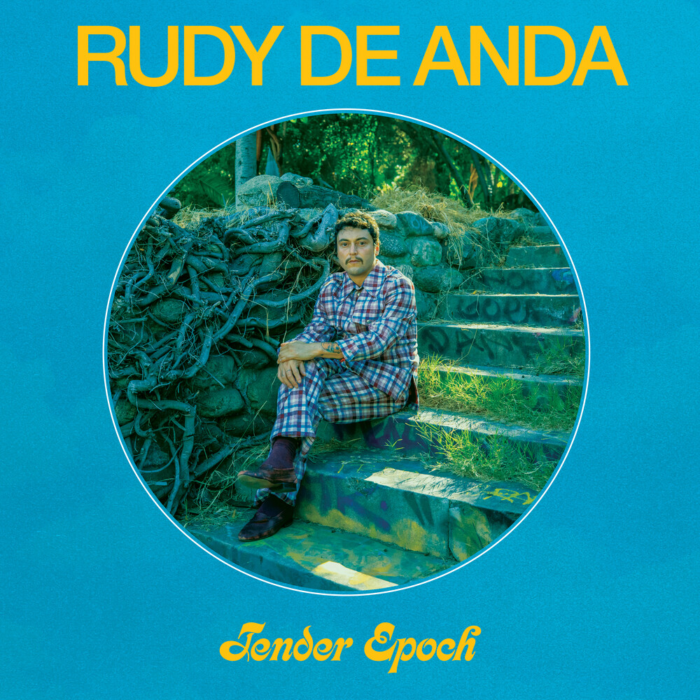 Rudy De Anda - Tender Epoch (Topo Chico Bottle Clear) [Clear Vinyl]