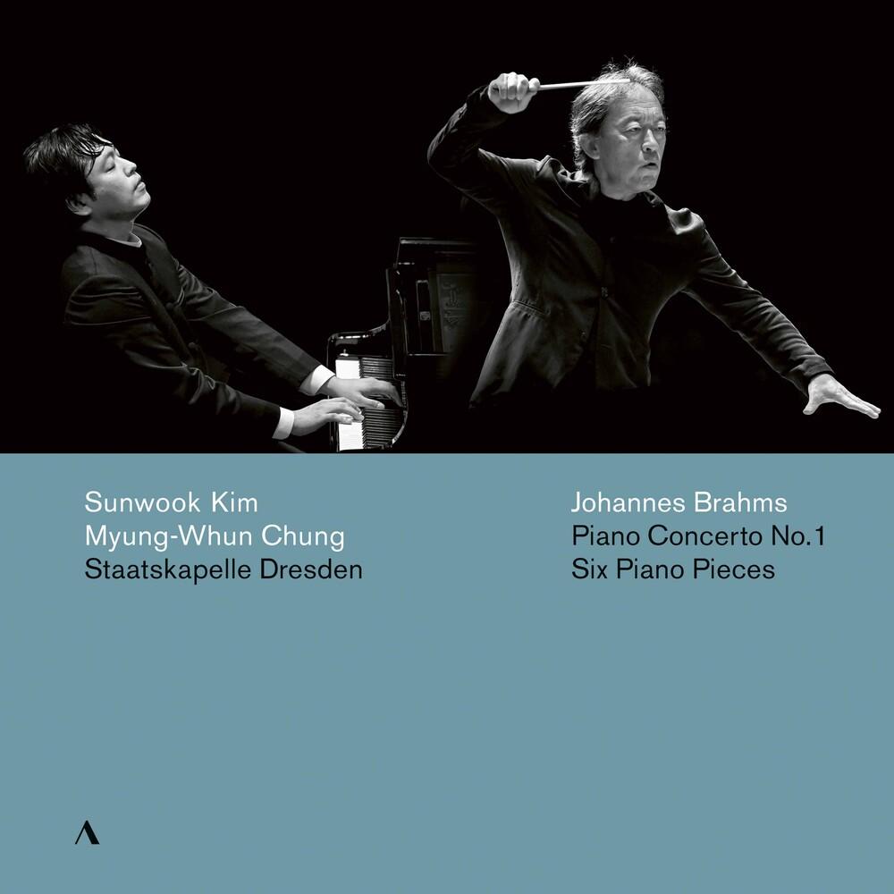 Brahms / Sachsische Staatskapelle Dresden / Chung - Piano Concerto 1
