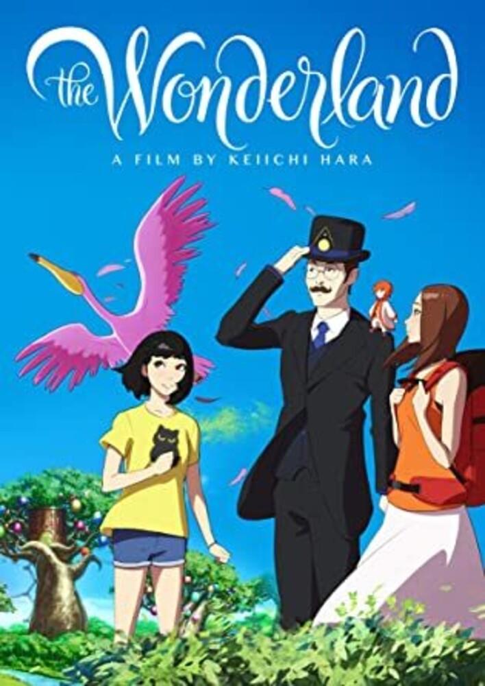 - Wonderland / (Ac3 Dol Sub Ws)