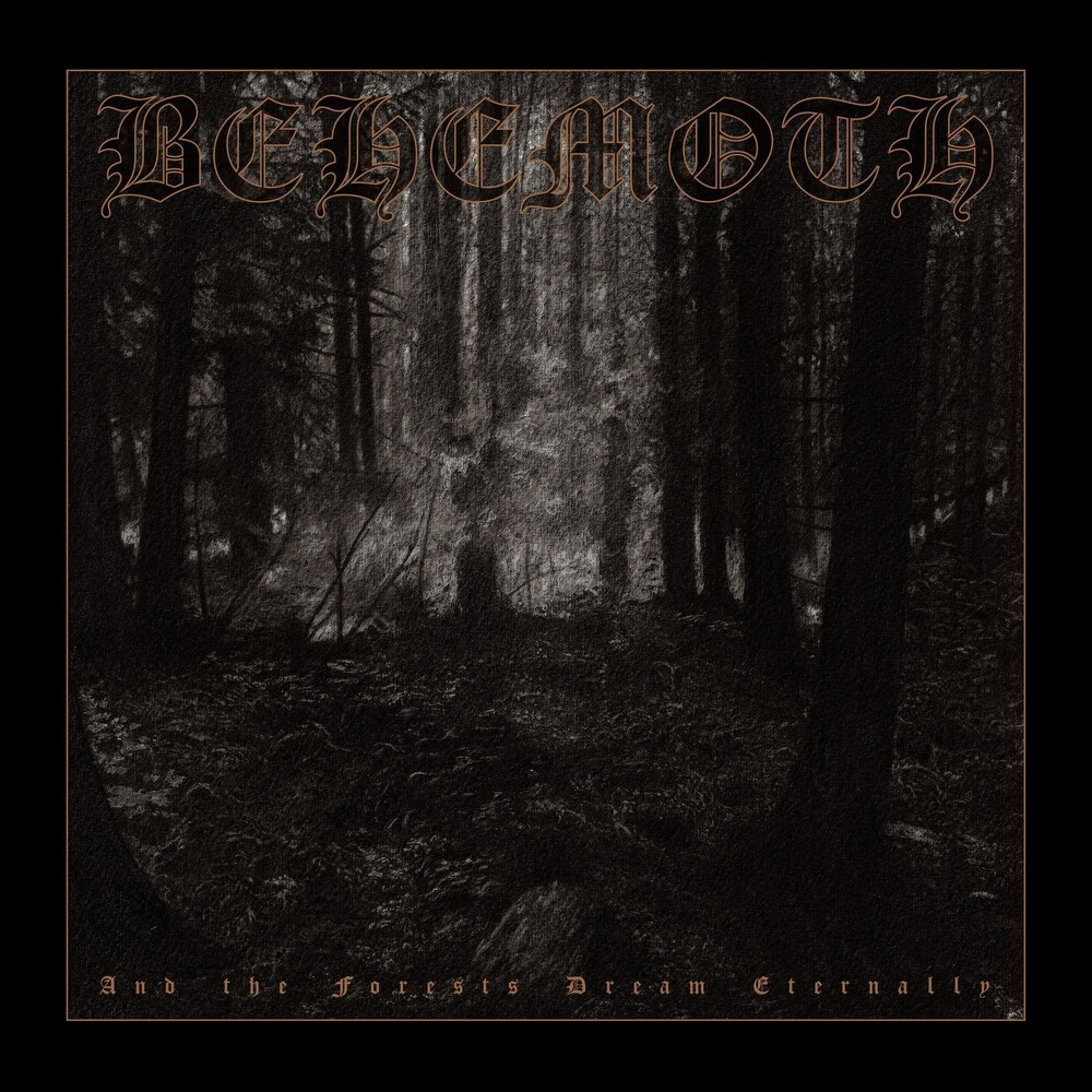 Behemoth - And The Forests Dream Eternally [2CD]