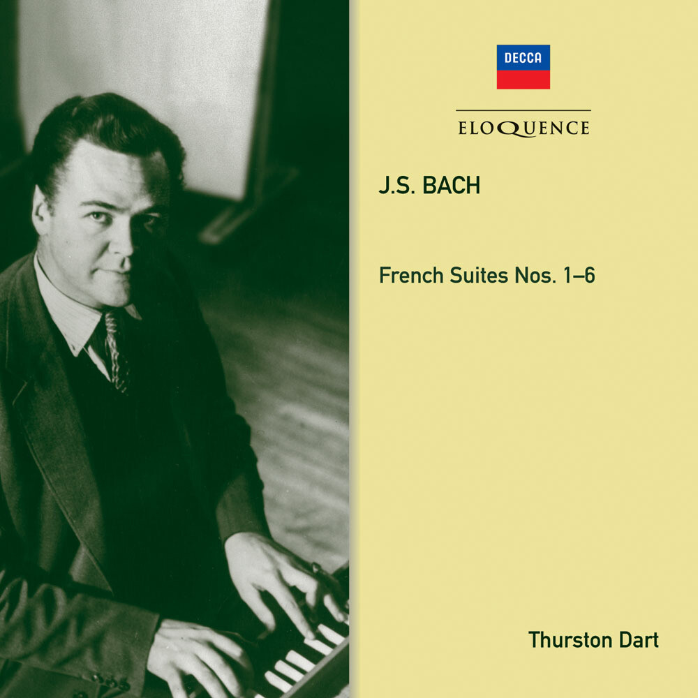 Bach / Thurston Dart - Bach: French Suites (Aus)