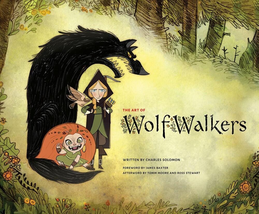 - The Art of WolfWalkers