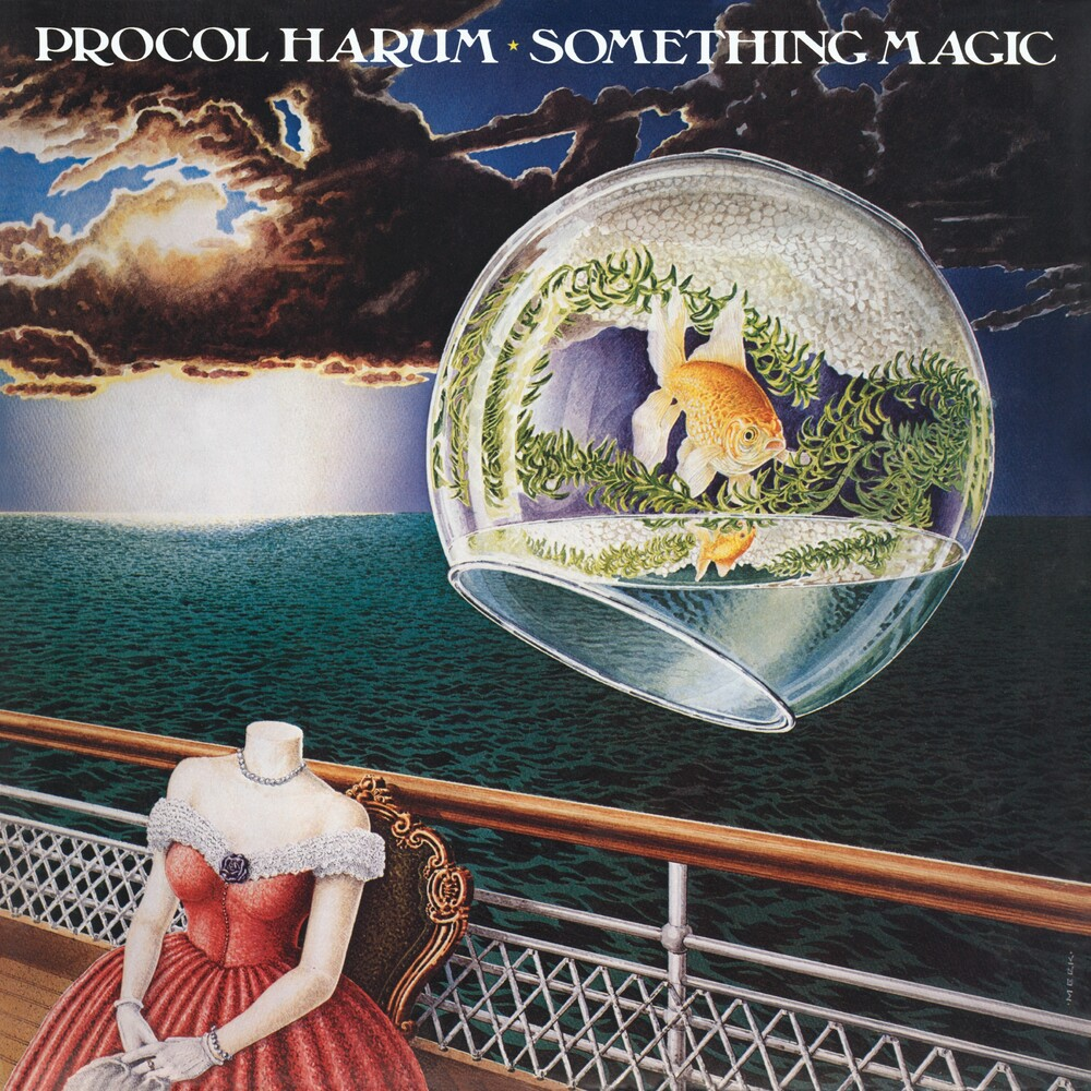 Procol Harum - Something Magic (Exp) [Remastered] (Uk)
