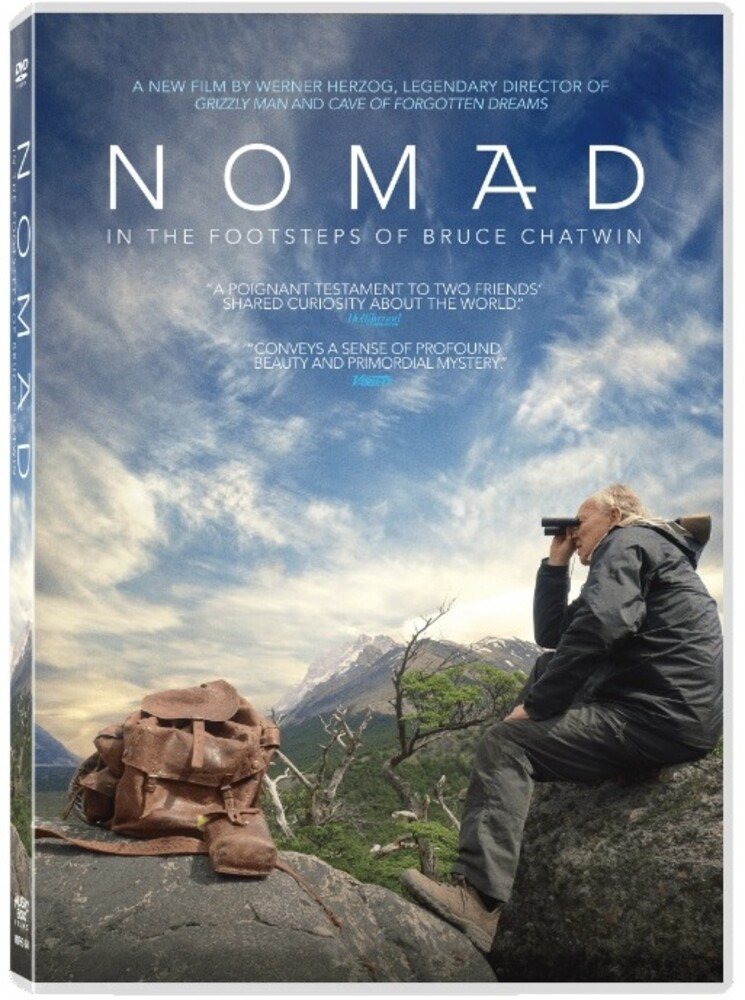 Elizabeth Chatwin - Nomad: In The Footsteps Of Bruce Chatwin / (Dol)