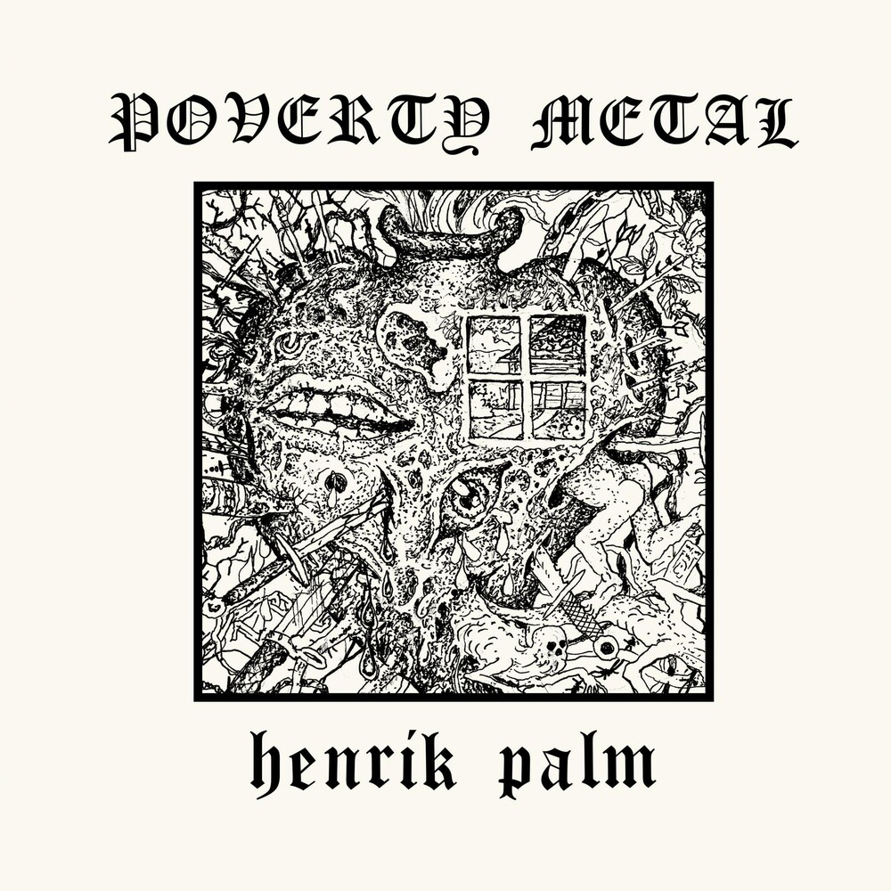 Henrik Palm - Poverty Metal