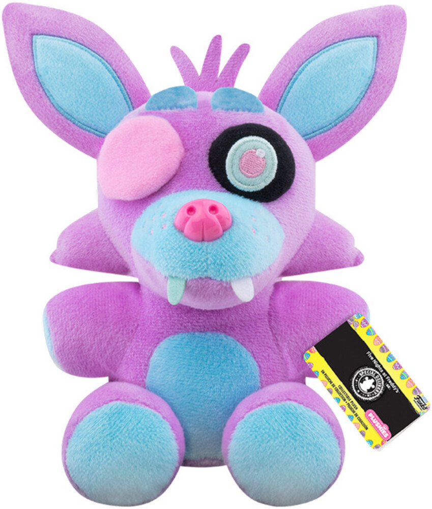 Funko Plush: - FUNKO PLUSH: Five Nights at Freddy's Spring Colorway- Foxy (PU)