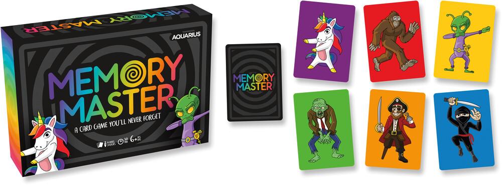 Memory Master Card Game - Memory Master Card Game