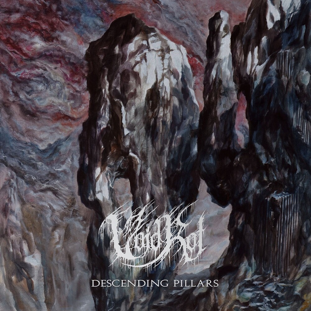 Void Rot - Descending Pillars (Uk)