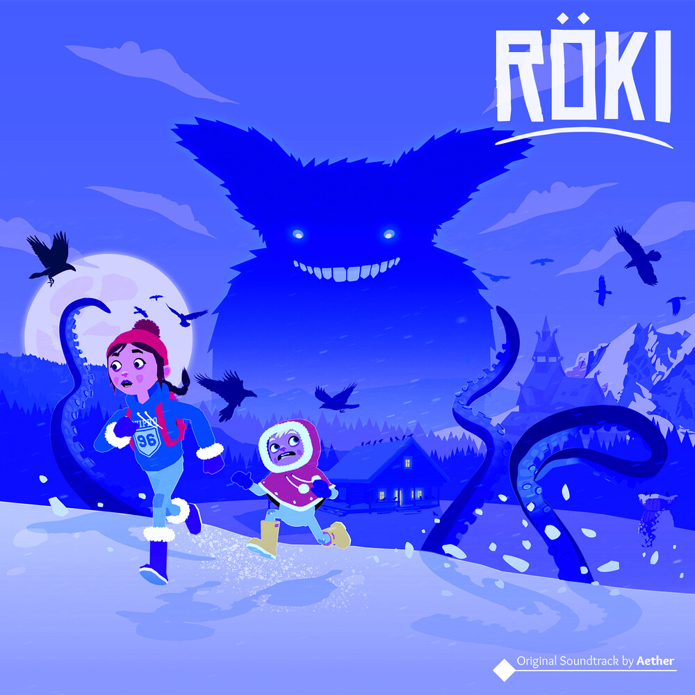Aether Colv Ltd Ogv - Roki / O.S.T. (Color Vinyl) [Colored Vinyl] [Limited Edition] [180 Gram]