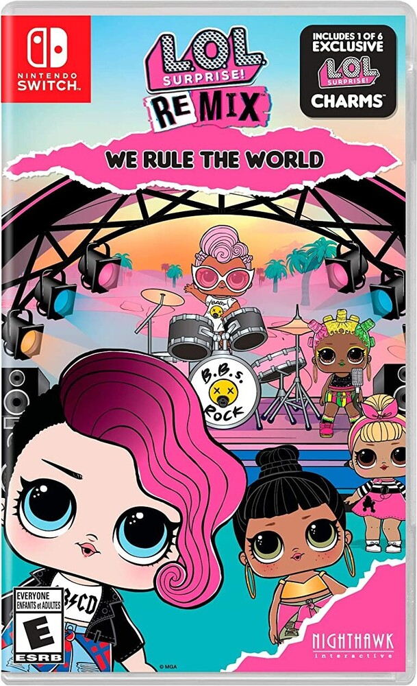 - Swi Lol Surprise Remix: We Rule The World