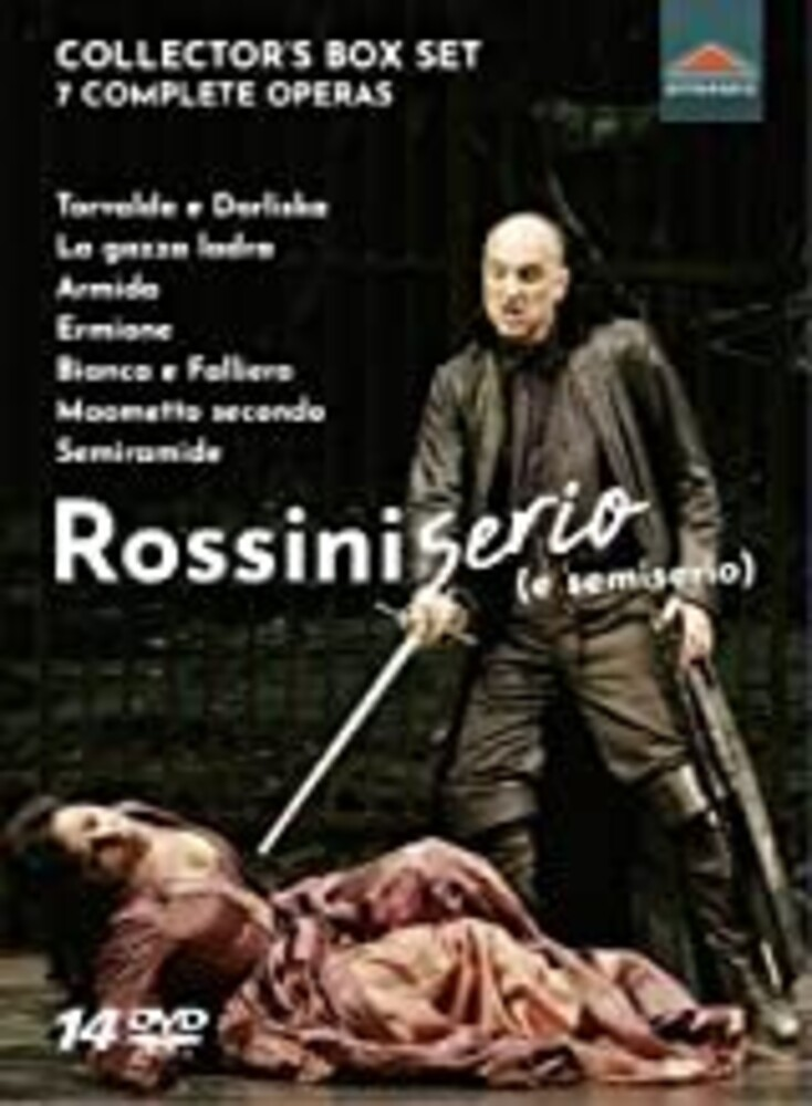Rossini - Rossini Serio (14pc) / (Box)