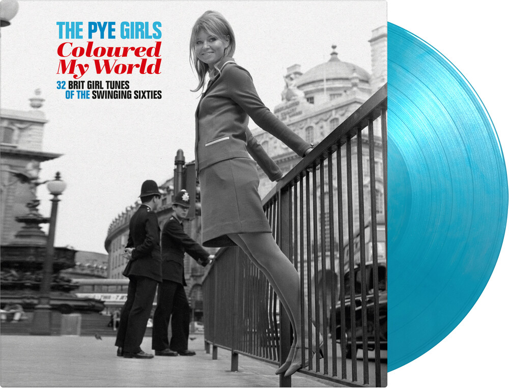 Pye Girls Coloured My World 32 Brit Girl Iex - Pye Girls Coloured My World (32 Brit Girl [Indie Exclusive]