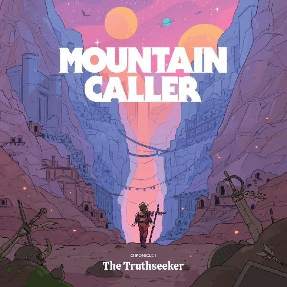 Mountain Caller - Chronicle I: The Truthseeker [Colored Vinyl] (Purp) (Red)