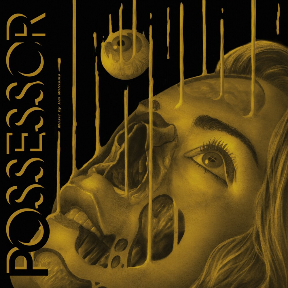 Jim Williams Blk Ogv - Possessor (Blk) [180 Gram]