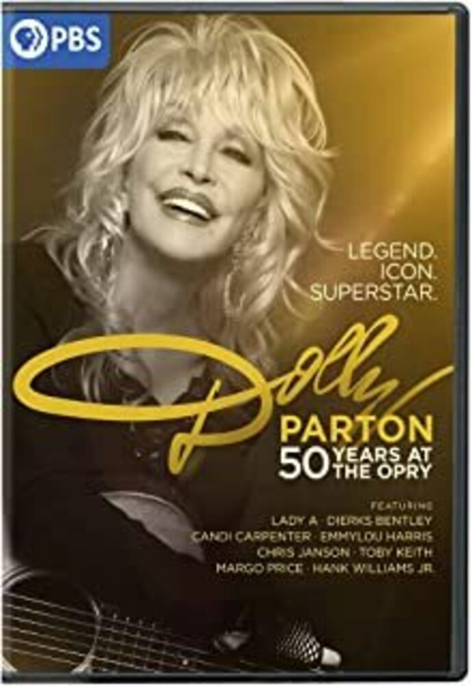 - Dolly Parton: 50 Years At The Opry