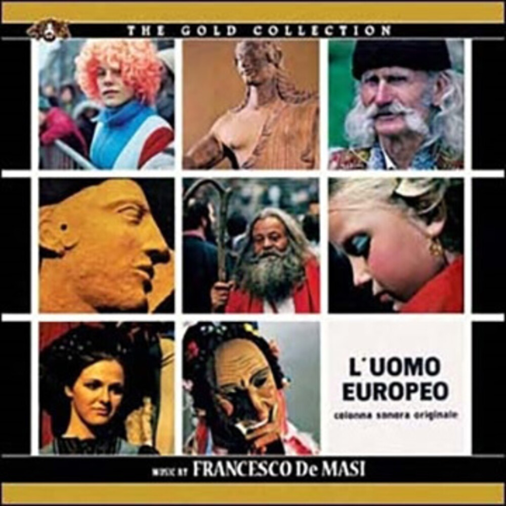 De Francesco Masi Ita - L'uomo Europeo (Original Soundtrack)