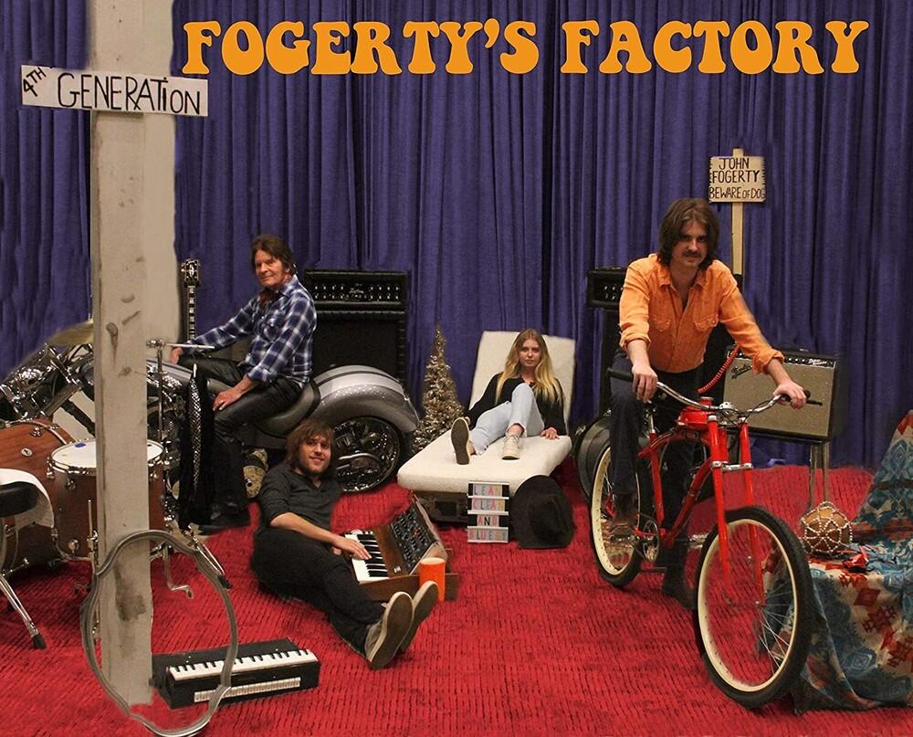 John Fogerty - Fogerty's Factory [LP]