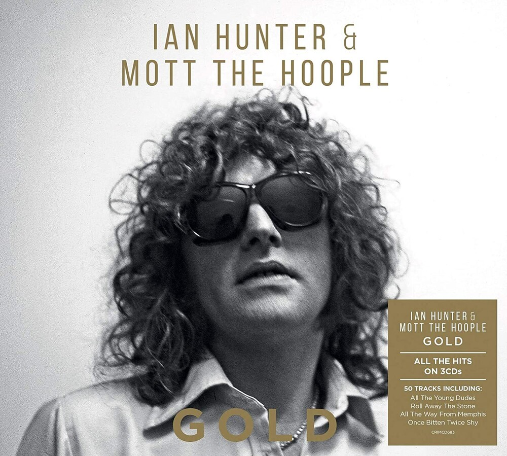 Mott The Hoople - Gold (Uk)
