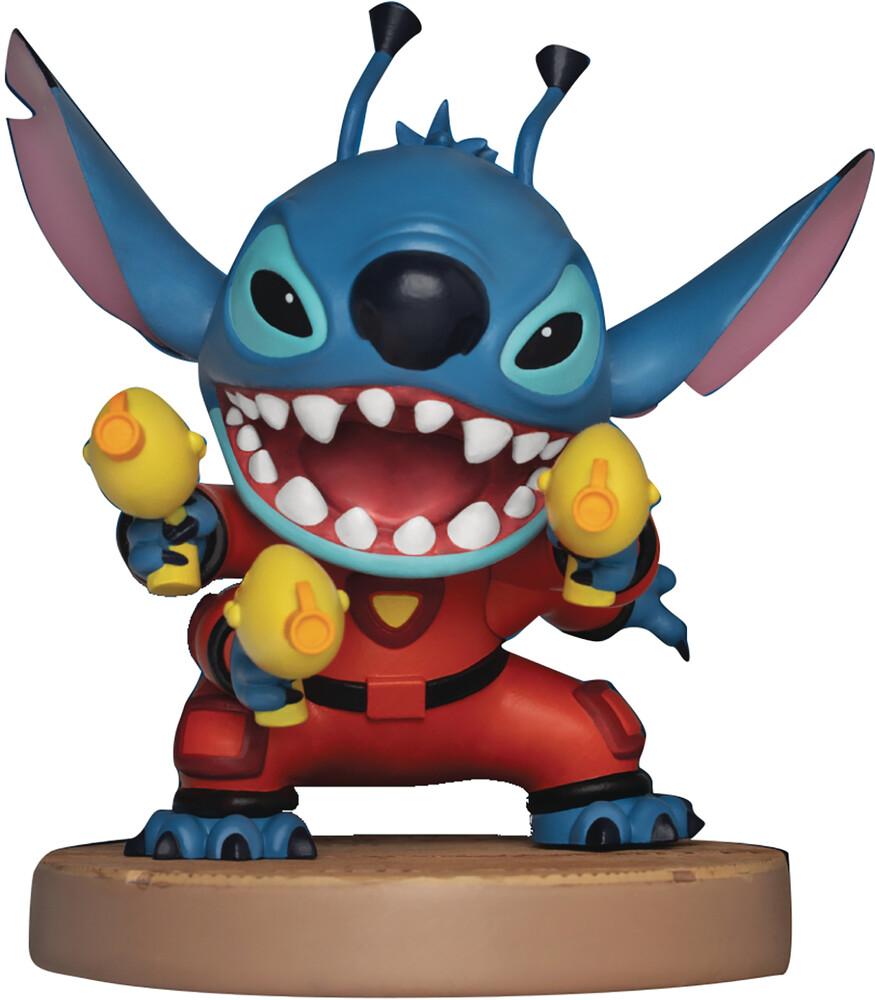 Beast Kingdom - Beast Kingdom - Disney Classic Series MEA-019 Stitch Space Suit Figure