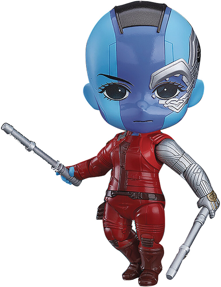 Good Smile Company - Good Smile Company - Avengers Endgame Nebula Nendoroid Action FigureDeluxe Version