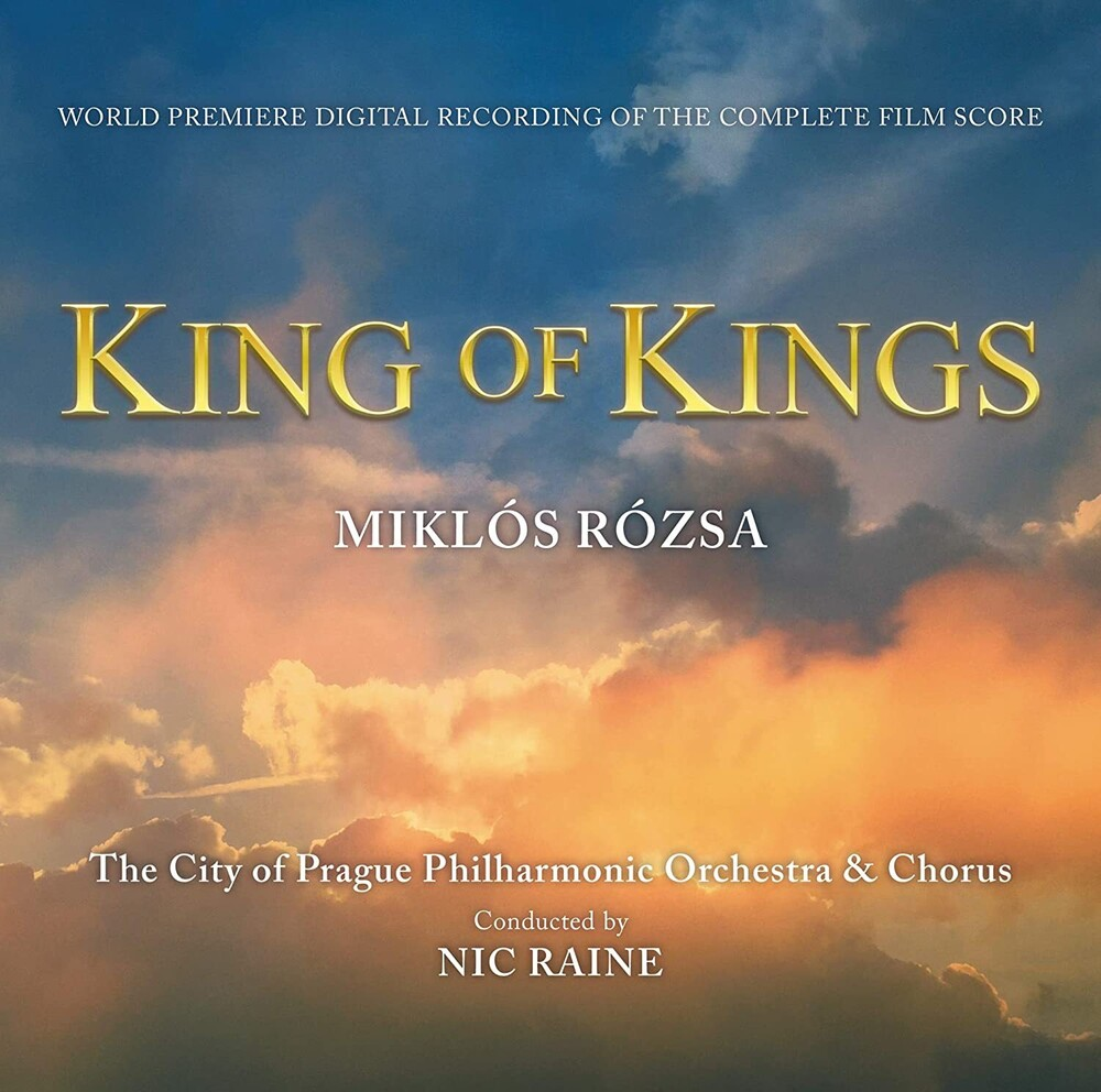 Miklos Rozsa - King of Kings (Complete Film Score)