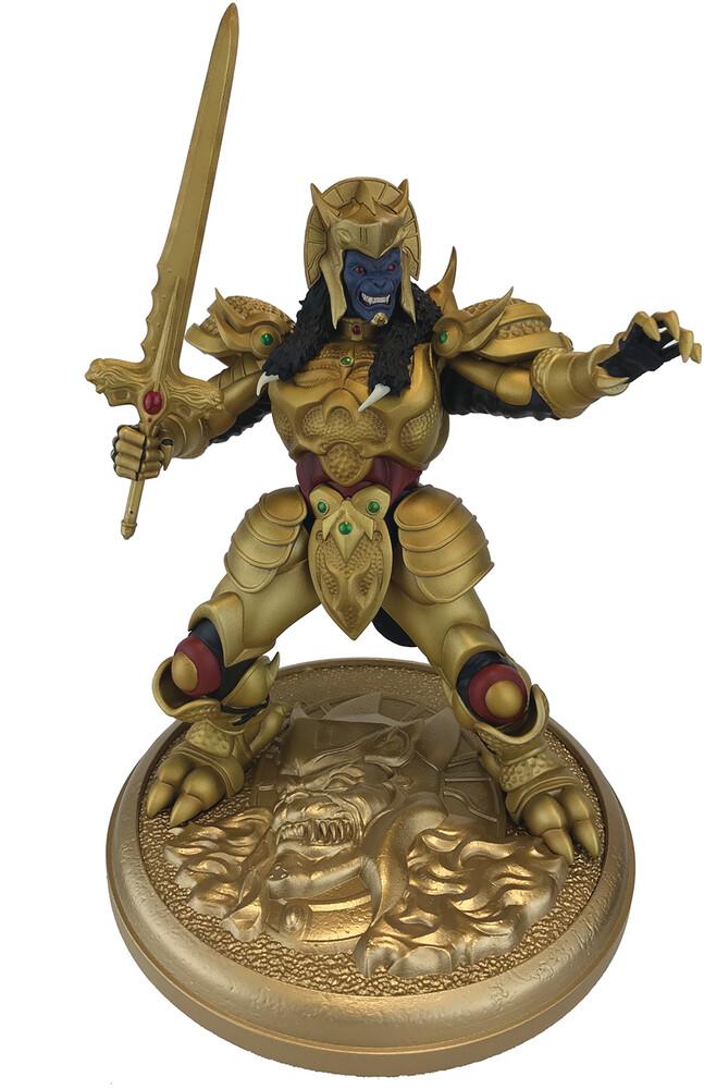 Pcs Collectibles - PCS Collectibles - Power Rangers Goldar 1:8 Scale PVC Statue