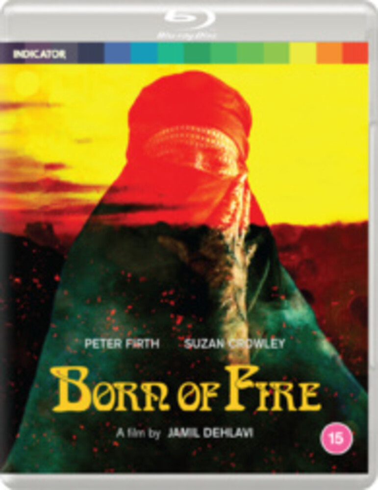 Born Of Fire - Born Of Fire / (Uk)